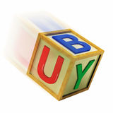 Buy Wooden Block Means Retail Shopping And Commerce Stock Image