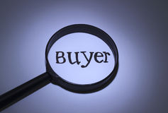 Buyer Royalty Free Stock Image