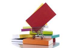 Buying books Royalty Free Stock Image