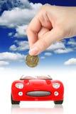 Buying car. Stock Photo