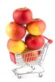 Buying healthy food Stock Image