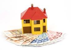 Buying house Royalty Free Stock Image