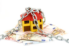 Buying house Stock Photo