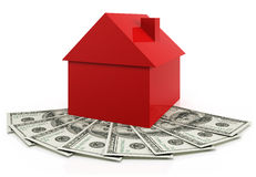 Buying house Stock Images