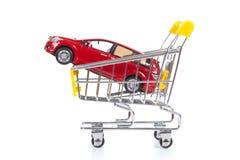 Buying a new car Stock Photos