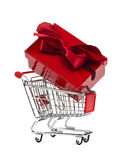 Buying presents Stock Photography