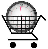 Buying time Stock Photo