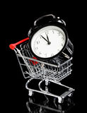Buying time Stock Image