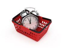 Buying time concept Royalty Free Stock Photo
