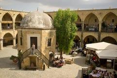 Buyuk Han (Great Inn). Buyuk Han (The Great Inn) Nicosia, North Cyprus Royalty Free Stock Photography