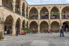 Buyuk Khan, Λευκωσία, βόρεια Κύπρος Στοκ εικόνα με δικαίωμα ελεύθερης χρήσης