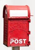 Buzón de correos Fotografía de archivo libre de regalías