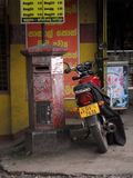 Buzón de correos Sri Lanka Fotos de archivo