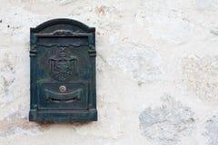 Buzón de correos viejo Imagen de archivo