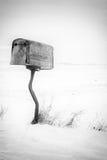 Buzón rural Imágenes de archivo libres de regalías