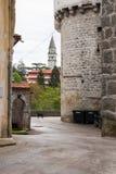 Buzet, Istra, Croazia fotografia stock libera da diritti