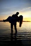 buziaka ślub Zdjęcie Royalty Free