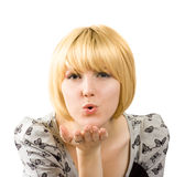buziaka valentine Obrazy Stock