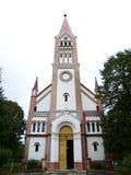 Buzias church Royalty Free Stock Photos