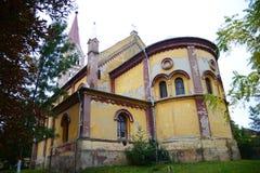 Buzias church Stock Image