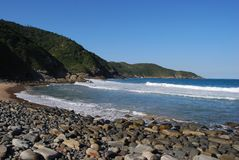 Buzios Brazil Beach Royalty Free Stock Photos