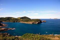 Buzios d'armacao du DA de Praia Photographie stock libre de droits