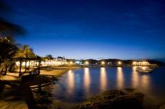 Buzios, péninsule de Photos libres de droits
