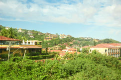 Buzios Rio de Janeiro Foto de Stock