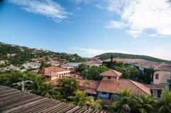 Buzios Rio de Janeiro Obrazy Royalty Free
