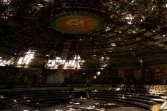 Buzludja monument interior Royalty Free Stock Image