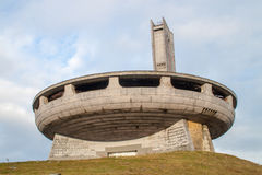 Buzludzha Denkmal stockfoto