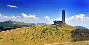Buzludzha Monument Royalty Free Stock Photo