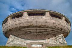 Buzludzha monument Royalty Free Stock Photography