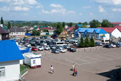 Buzuluk  , Russia Royalty Free Stock Photo