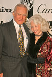 'Buzz' Aldrin. Buzz Aldrin and wife Lois at the 2004 Hollywood Legacy Awards Gala at the Esquire House, Beverly Hills, CA. 12-17-04 Royalty Free Stock Photos