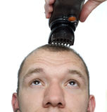 Buzz Cut Stock Photography