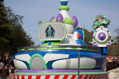 Buzz Lightyear Royalty Free Stock Photo
