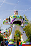 Buzz lightyear. Huge buzz lightyear in eurodisney ,paris france Stock Photography