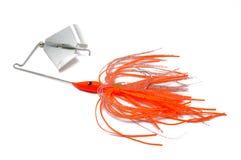 Buzzbait arancione Immagine Stock