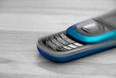 Buzzing ringing phone stock photography