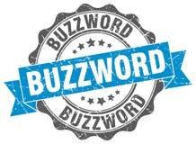 Buzzword seal Stock Photos