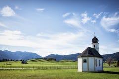 Bvarian chapel Stock Image