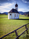 Bvarian chapel Royalty Free Stock Photography