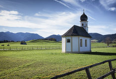 Bvarian-Kapelle Lizenzfreies Stockfoto