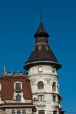 Bóveda vieja de Bucarest. Imagen de archivo