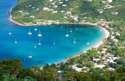 BVI, tortola Stock Photos