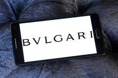 Bvlgari logo Stock Photo