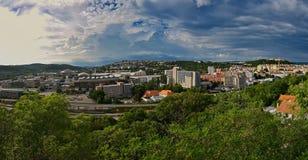BVV Exhibition Center.Brno - Czech Republic - Europe. BVV Exhibition Center. Brno - Czech Republic - Europe stock photo