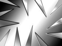 BW abstracte achtergrond vector illustratie