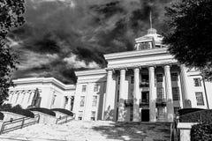 BW Alabama Capitol Building Stock Photos